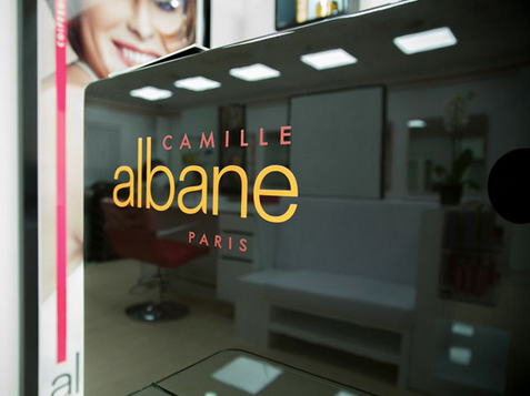 Camille Albane Paris Franchise
