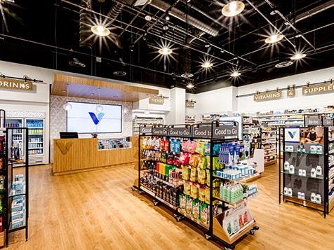 Inside The Vitamin Shoppe Franchise