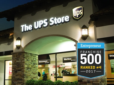 The UPS Store Ranked #1 in category