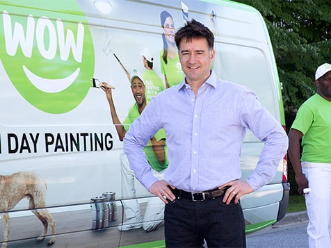 WOW 1 DAY PAINTING franchise owner