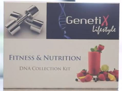 DNA Fit Biz - Genetix DNA Kit