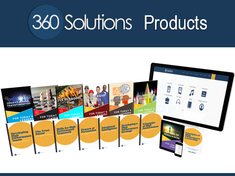 360 Solutions Product Line
