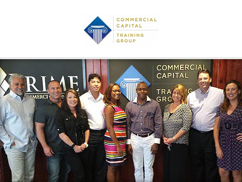 Operate a Commercial Capital Training Group business FT or PT