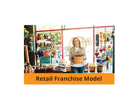 Open a Pet Wants Franchise Store