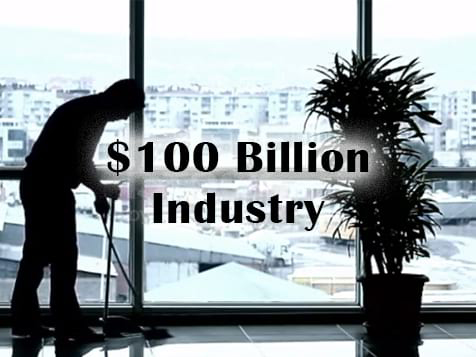 Enter the $100 billion cleaning industry with an All Pro Franchise