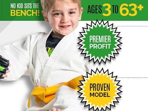 Premier Martial Arts Franchise has High Profit Potential