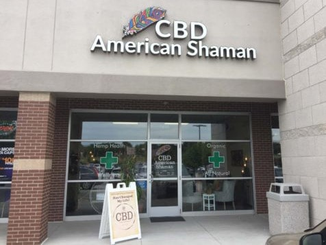 Become a CBD American Shaman Franchisee