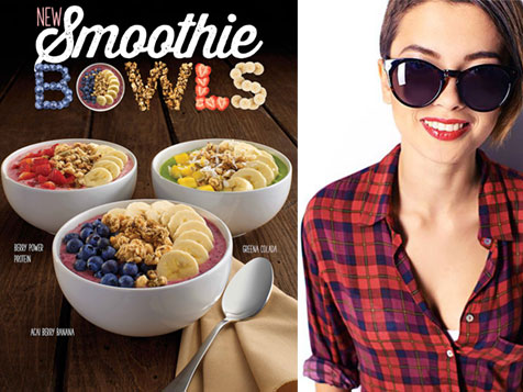 Red Mango Franchise Smoothie Bowls