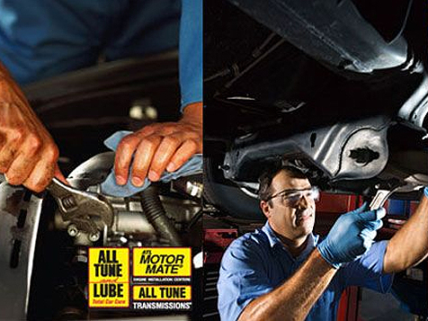All Tune And Lube Franchise Repair Services