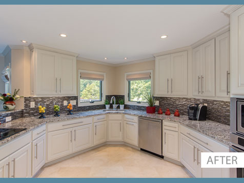 kitchen solvers franchise after picture - Kitchen Solvers