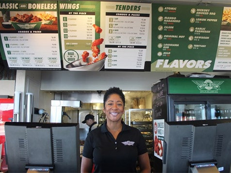 Become a Wingstop Franchise Owner