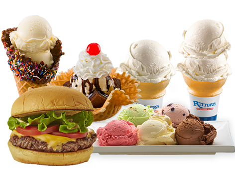 Delicious Menu Items from a Ritter
