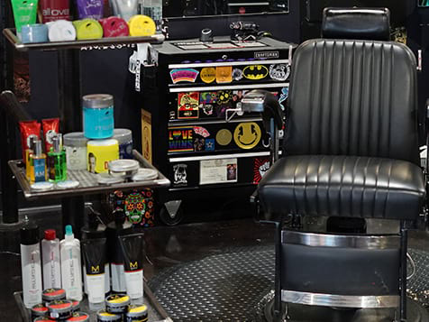 Diesel Barbershop Franchise Chair