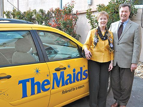 The Maids Cleaning Franchise Owners