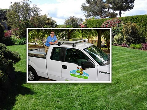 Clean Air Lawn Care Franchise - Uses Solar-Powered Equipment