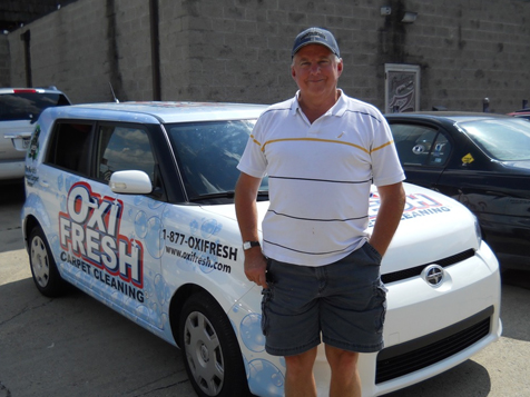 Oxi Fresh Carpet Cleaning Franchisee