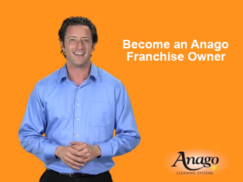 Become an Anago Cleaning Systems Franchise Owner
