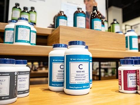 The Vitamin Shoppe Franchise Vitamins