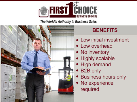 First Choice Business Brokers Inc. Benefits