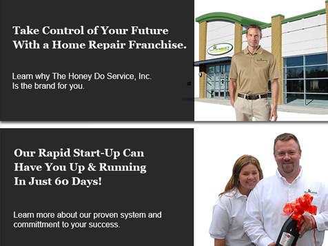 The HONEY DO SERVICE, Inc. Franchise House Repair
