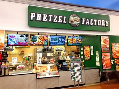 Become a Philly Pretzel Factory Owner