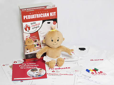 Pediatrician Kit - Little Medical School