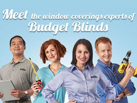 Become a Budget Blinds Franchise Owner