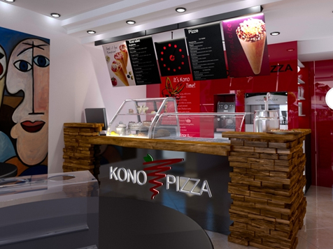 Own a Kono Pizza Franchise