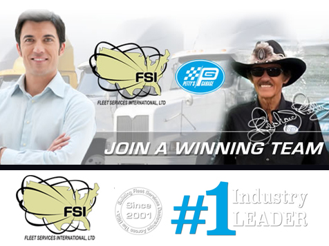 Join a winning team with Fleet Services International
