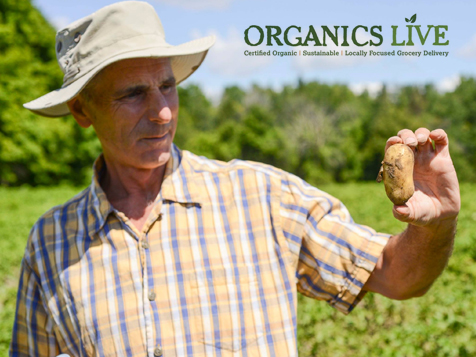 Organics Live Franchise organic producer