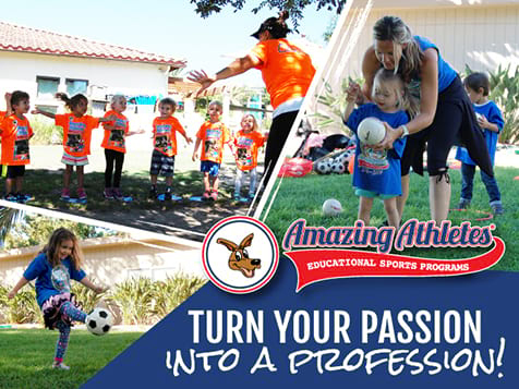 Become an Amazing Athletes Franchisee