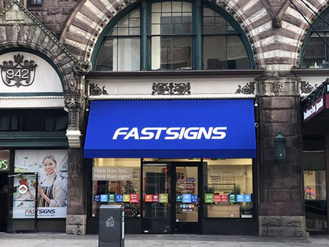 FASTSIGNS Franchise in Hartford, CT