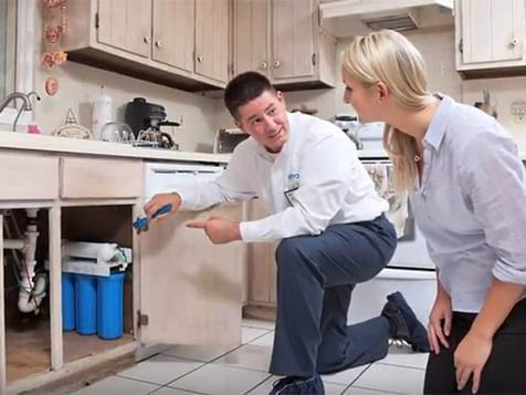 Blue Frog Plumbing + Drain Customer Service