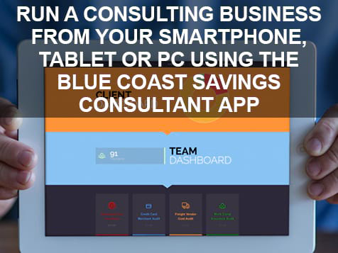Blue Coast Savings Consultant App