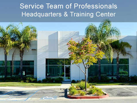 Home of the Service Team Of Professionals