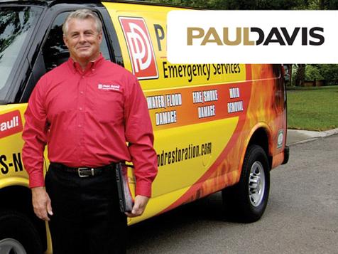 Paul Davis Disaster Restoration Franchise Ownership