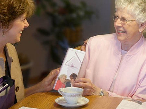 Touching Hearts at Home franchise helps seniors in their home
