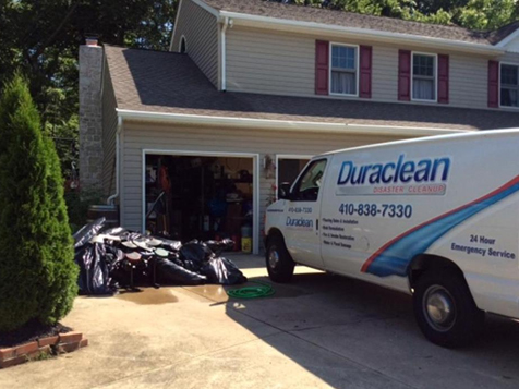Duraclean commercial and residential cleaning