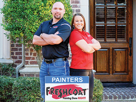 Work your Fresh Coat Franchise Together
