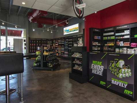 Total Nutrition Superstores® Franchise product