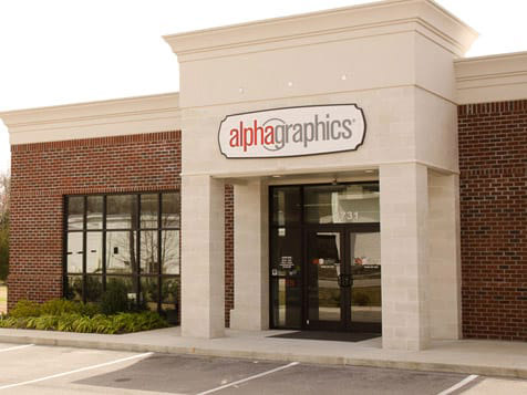 Alphagraphics Franchise Location