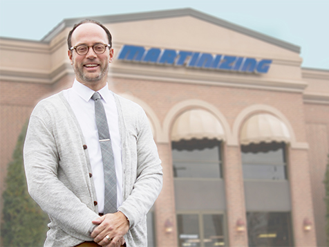 Martinizing Dry Cleaning Franchise Owner
