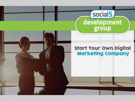 Start your own Social media business with Social5 Development Group