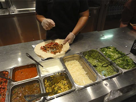 Chipotle Mexican Grill Ingredients