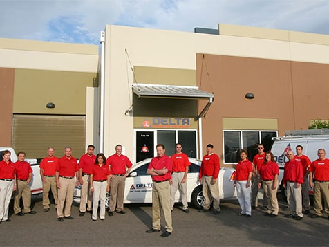 The Team at Delta Disaster Services Franchise