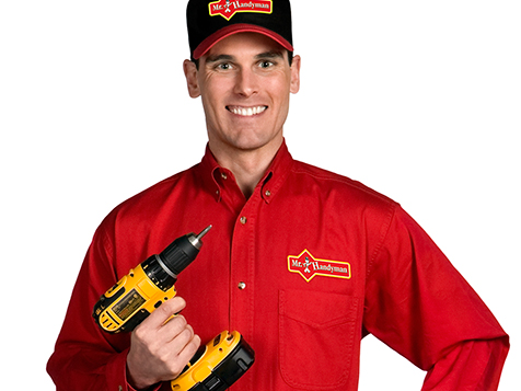 Mr. Handyman Franchise Ready for Action