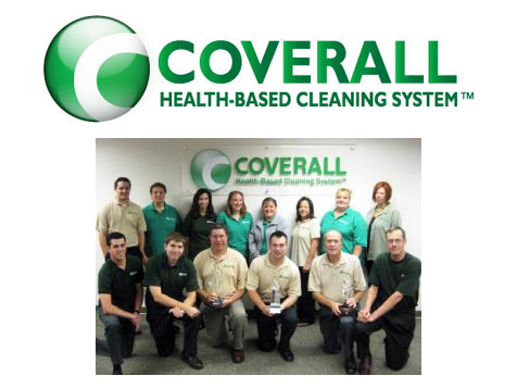 Coverall Cleaning Franchise Team