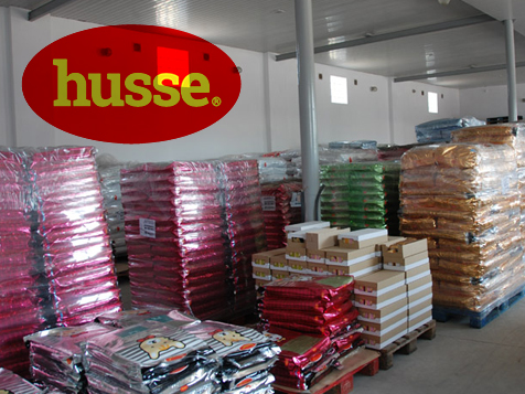 Husse - Free delivery to customers