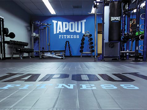 Tapout Fitness Franchise Studio