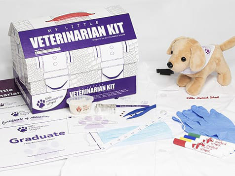 Veterinarian Kit - Little Medical School